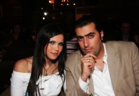 صوره زوجة باسم ياخور مسلمة