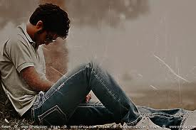 صور شباب حزين