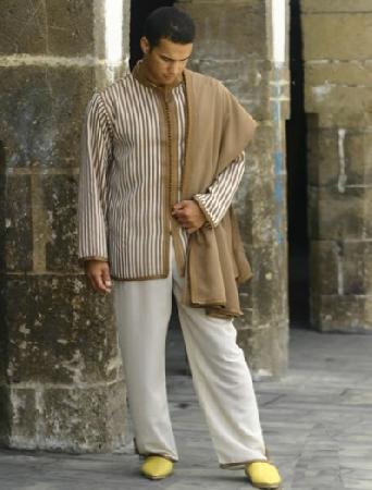 بالصور لباس تقليدي مغربي للرجال 10901 2