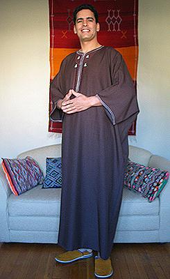 صوره لباس تقليدي مغربي للرجال