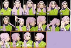 بالصور طريقة لف الحجاب بنفسك بالصور 11336