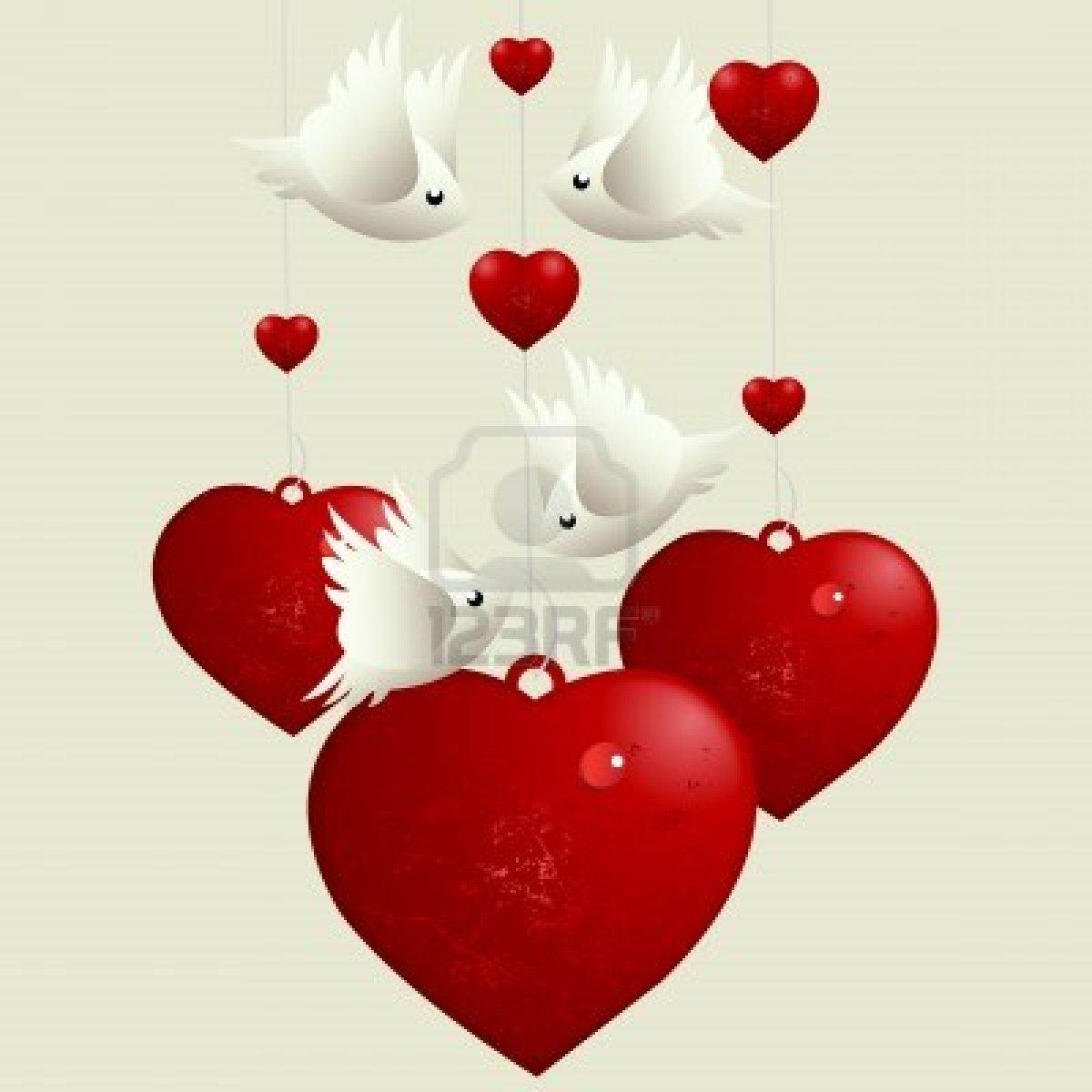 صورة قلوب حب