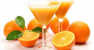 عصير البرتقال في الحلم
