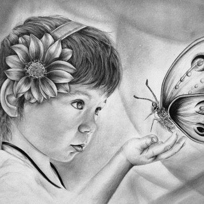 صور صور مرسومة بالقلم الرصاص , رسومات بقلم رصاص
