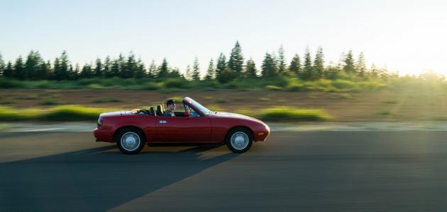 صوره حلمت اني اقود سيارة وانا لا اعرف القيادة