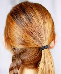 بالصور تسريحات الشعر بسيطة للمدرسة 13431 3