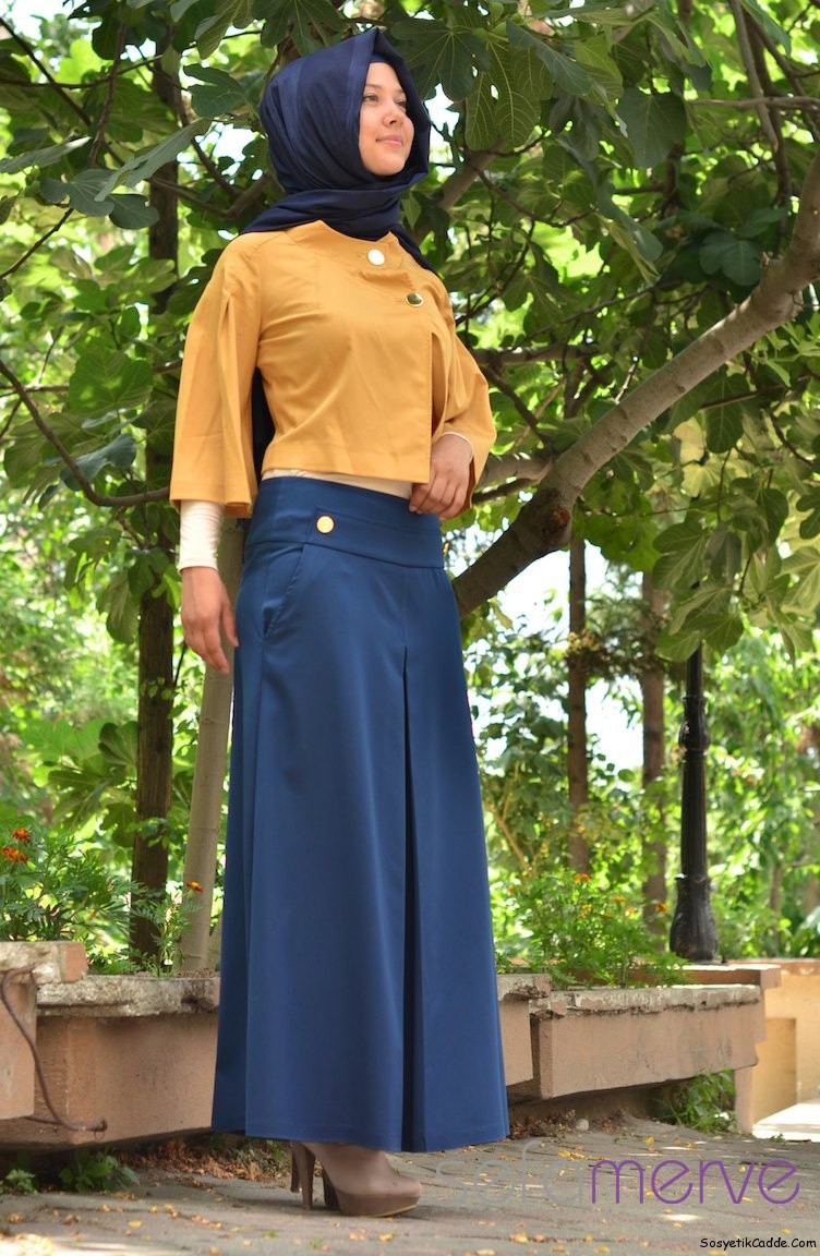 بالصور ملابس محجبات للجامعات 140 3
