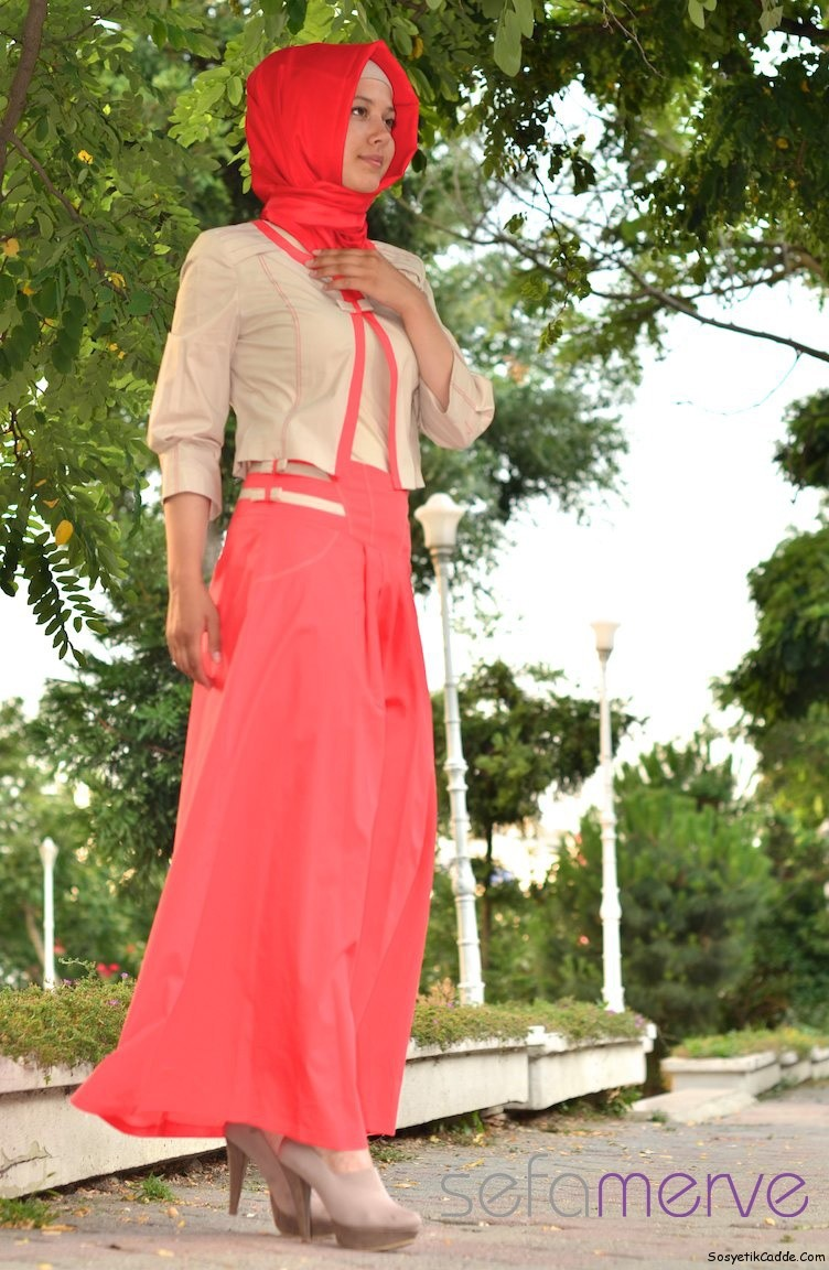 بالصور ملابس محجبات للجامعات 140 4