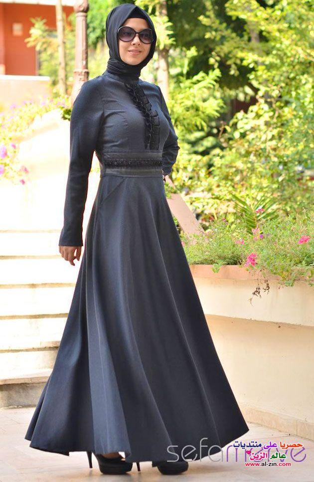 صورة ملابس تركية للمحجبات 2019