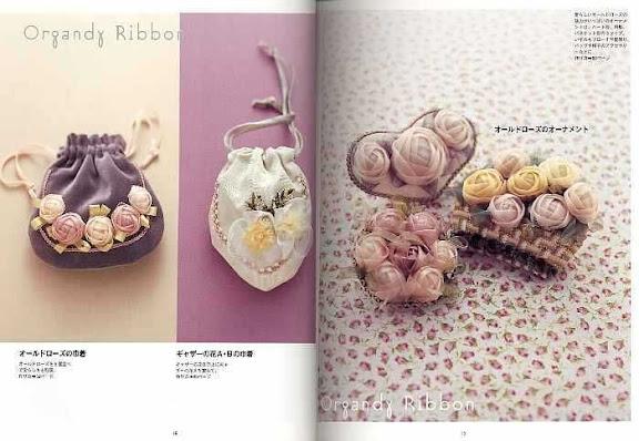 بالصور طريقة صنع الازهار بالحاشية 14273 4