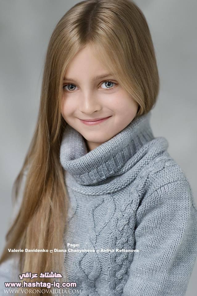 بالصور اجمل طفلة في الكون 14327 1