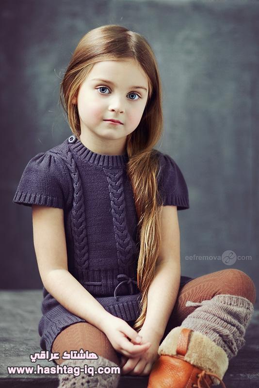 بالصور اجمل طفلة في الكون 14327 2