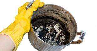 طريقة تنظيف الاستانلس المحروق , اسهل وافضل طرق التنظف الاستانلس