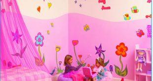 ديكورات دهانات حوائط غرف اطفال