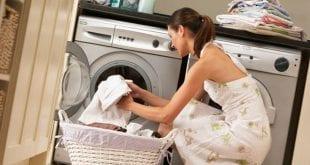 طريقة غسل الملابس في الغسالة الاتوماتيك