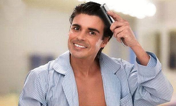 صور طرق تصفيف الشعر للرجال