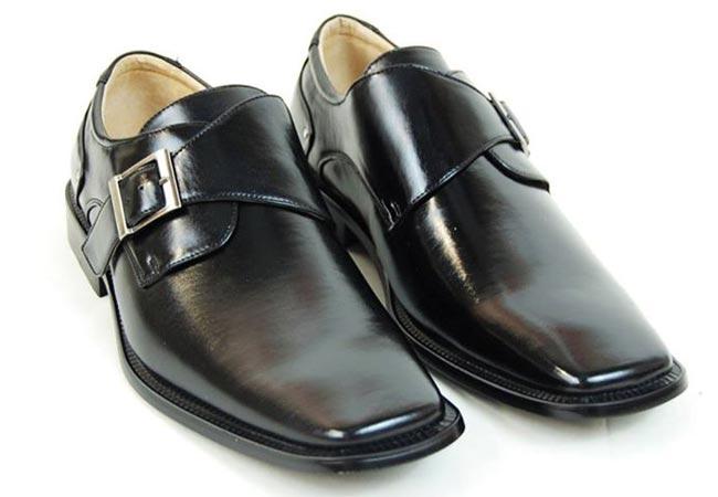 بالصور الحذاء الاسود في المنام 1628