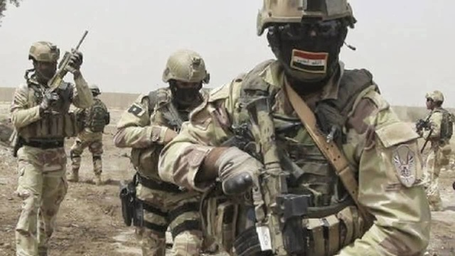 صورة اللباس العسكري في المنام