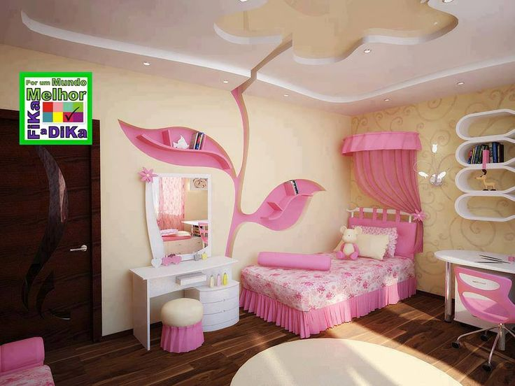 بالصور اجمل ديكورات جبس لغرف النوم 18028 2