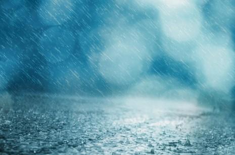 صورة الشرب من ماء المطر في المنام