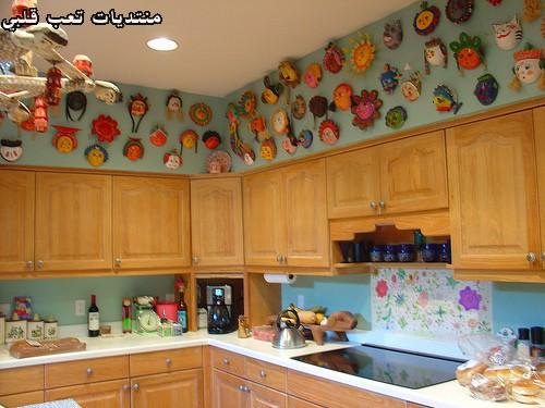 صوره تزيين المطبخ باشياء بسيطة