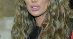 صبغة الشعر اللون الزيتوني