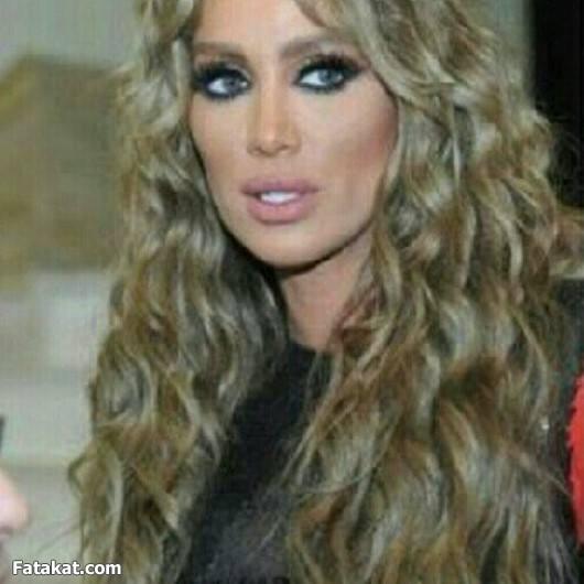 صورة صبغة الشعر اللون الزيتوني