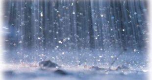 الدعاء اثناء المطر في المنام