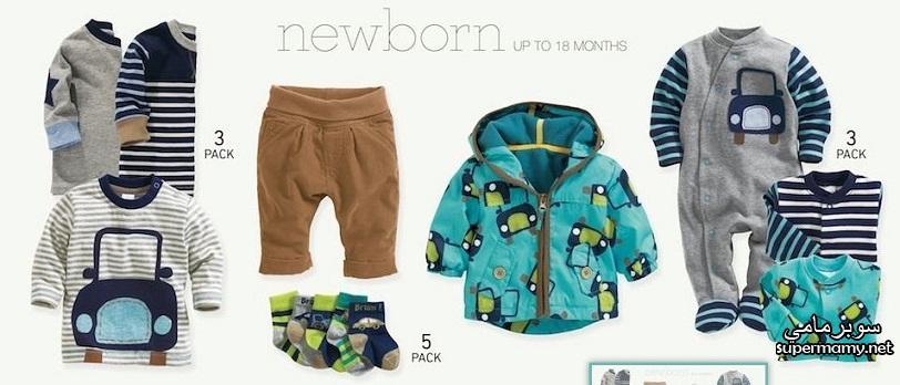 بالصور ملابس الاطفال حديثي الولادة في الشتاء 2932 2