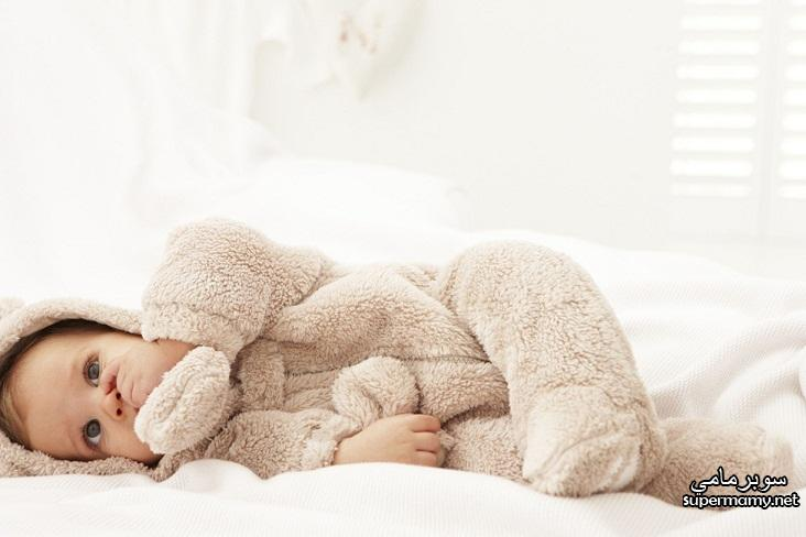صوره ملابس الاطفال حديثي الولادة في الشتاء