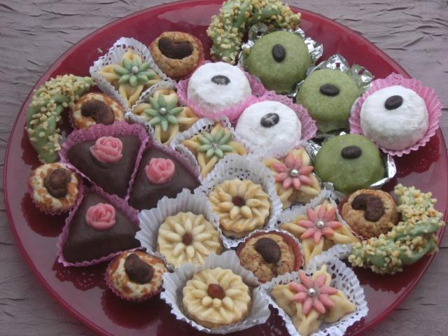 بالصور كتب الحلويات الجزائرية للتحميل 3089