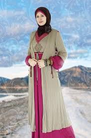 بالصور لباس المحجبات بالمغرب من اجمل ملابس البنت المغربية المحجبة 4197 2
