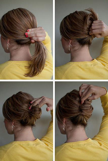 صوره اجمل تسريحات الشعر للبنات وطريقة عملها
