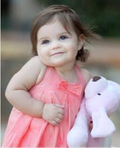 صورة رؤية طفلة جميلة في المنام