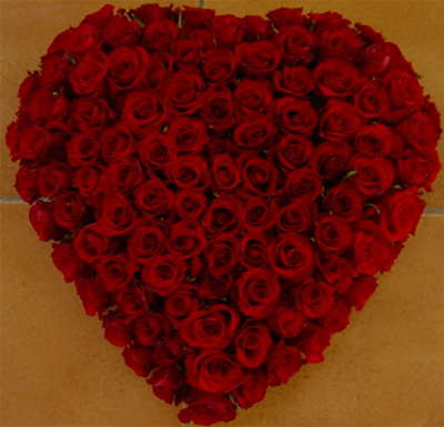 صورة ورود الحب