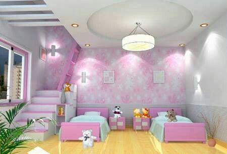 بالصور احدث غرف نوم اطفال مودرن 2019 5624 1