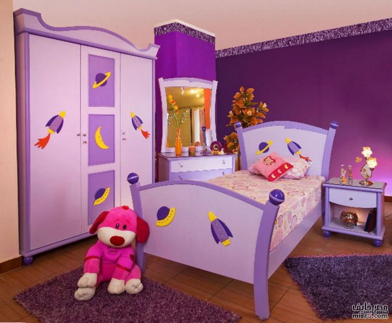 بالصور احدث غرف نوم اطفال مودرن 2019 5624 2