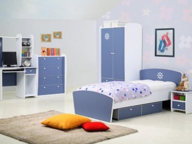 صورة احدث غرف نوم اطفال مودرن 2019