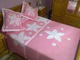 بالصور افرشة سرير بالكروشي 5916