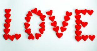 صور مكتوب عليها كلام للحب