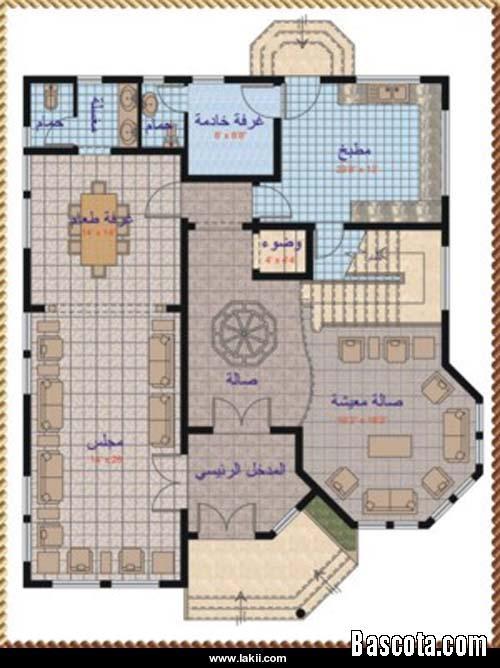 بالصور تصاميم بيوت صغيرة دور واحد 6759 3