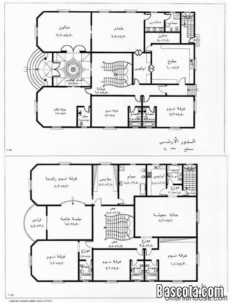 بالصور تصاميم بيوت صغيرة دور واحد 6759