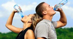 اضرار شرب الماء بعد الجماع