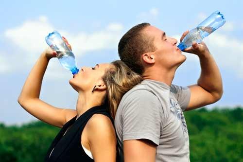 صور اضرار شرب الماء بعد الجماع