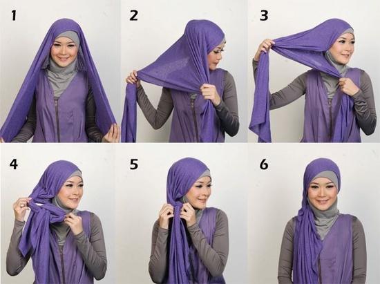 بالصور لفات الحجاب للمراهقات 7188 1