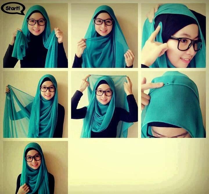 بالصور لفات الحجاب للمراهقات 7188 2