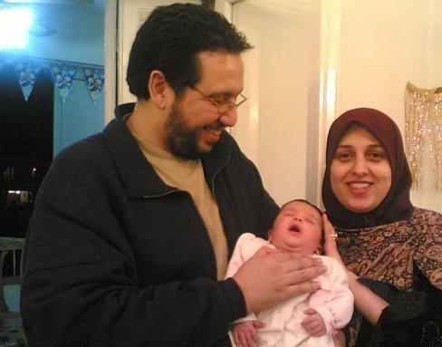 بالصور بلال العربي وزوجته 7337 2