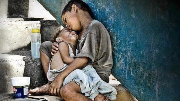 صورة ابيات شعر عن الفقر , اروع كلمات مؤثره عن الفقر