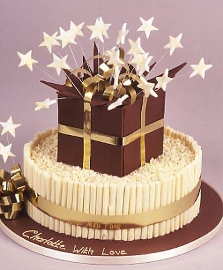 بالصور اجمل كيكة عيد ميلاد 8919 2