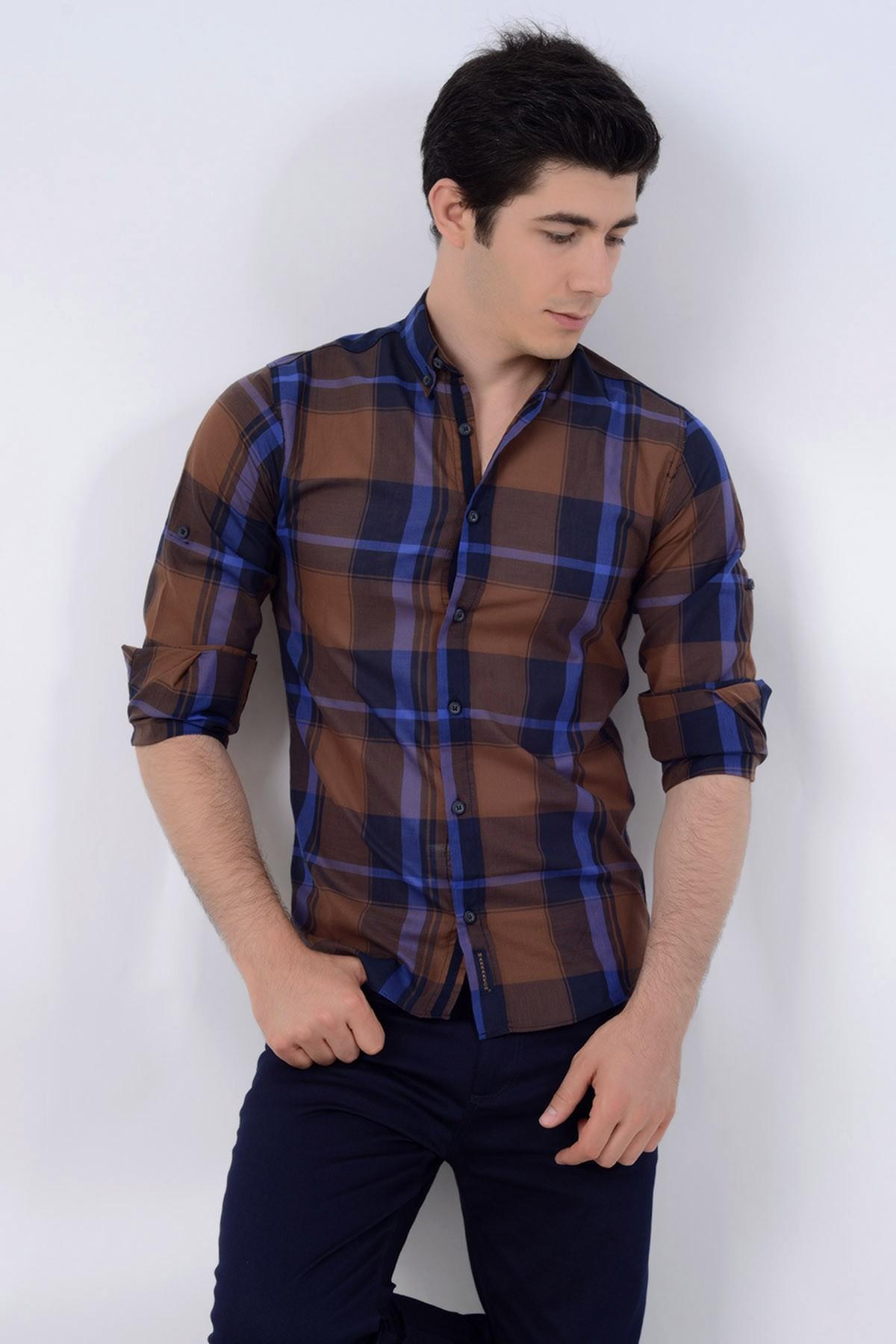 بالصور قميص رجالي 2019 9006 2
